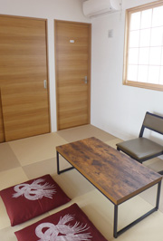 加須市の式場グラーテス加須のご遺族控室