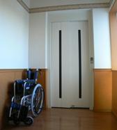 加須市鷺ノ宮駅グラーテストネ前,家族葬ホールエレベーター