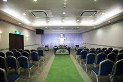 久喜市の葬祭ホール,グラーテス久喜の中式場