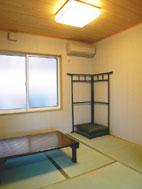 加須市鷺ノ宮駅グラーテストネ前,1日葬ホール和室